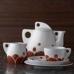 Koloman Moser Tea and Dessert Service | Neue Galerie Design Shop & Book Store