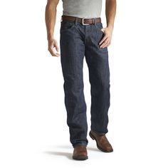 FR M3 LOOSE SHALE JEANS - The Brown Duck