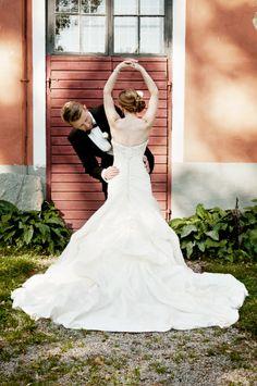 Anna & Mikaels wedding 2011.  Photo Jessica Collin