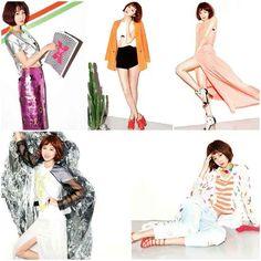 Gong Hyo Jin Transforms into Designer