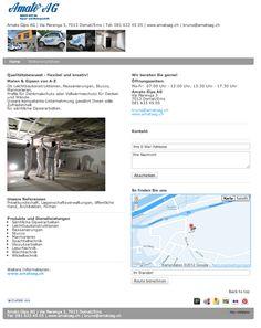 Gipser, Maler, Trockenbau, Fassadendämmung, Renovation, Domat/Ems, Amato Gips AG