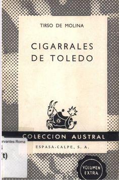 Tirso de Molina: Cigarrales de Toledo