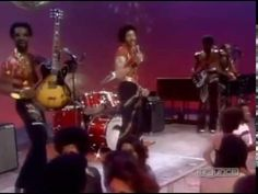Summer of 1976 - The Commodores perform High On Sunshine - Soul Train 1977 - YouTube