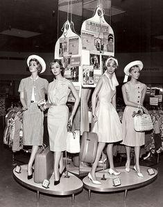 1960s mannequins