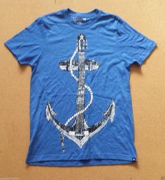 #Hurley men size S graphic shirt (no tags) visit our ebay store at  http://stores.ebay.com/esquirestore