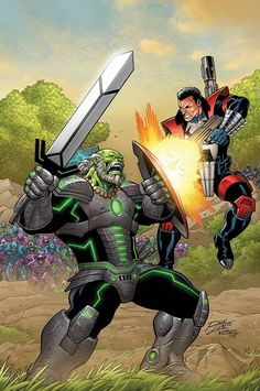 Contest of Champions #6 Maestro Hulk vs Punisher 2099