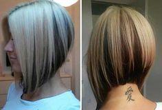 20 Inverted Bob Hairstyles | Short