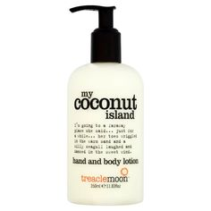 Treacle Moon Coconut Hand & Body Lotion