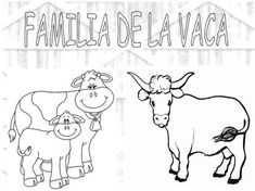 Proyecto de trabajo la vaca Snoopy, Animals, Fictional Characters, Clothing, School Projects, Activities For Kids, Family Images, Cows, Group