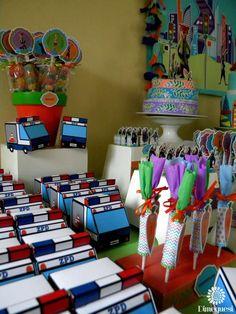 zootopia Birthday Party Ideas | Photo 7 of 25