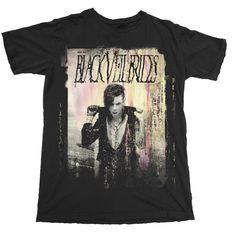 Black Veil Brides - Destroyer Slim Fit T-shirt, $17.95 (http://shop.blackveilbrides.net/destroyer-slim-fit-t-shirt/)