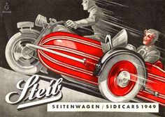Steib Sidecar from Germany