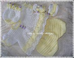 Knitting pattern 'Citronella'