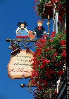 , Alsace, France, Europe