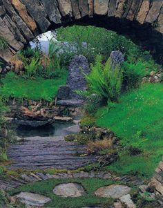 1000 images about wild garden design on pinterest moon for Garden design galway