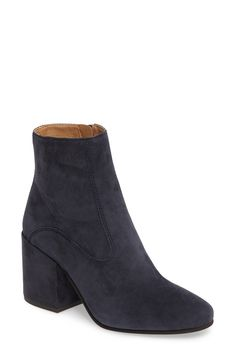 These booties by Lucky come in three colors and are under $100 from Nordstrom! // https://rstyle.me/n/cwtdjfcb5bp