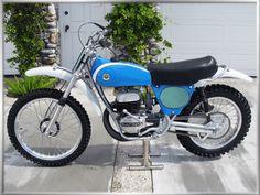 1974 Bultaco Pursang 250
