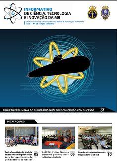 Informativo de Ciência, Tecnologia e Inovação | Diretoria-Geral de Desenvolvimento Nuclear e Tecnológico da Marinha