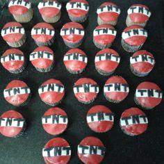 minecraft cupcake tnt