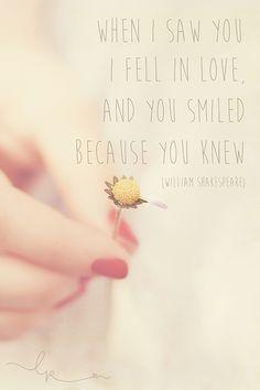 Wenn du wüsstest wie mein Herz schlägt wenn ich dich sehe. Wenn du wüsstest wie sehr ich dich liebe. Würdest du dann immer noch sagen das du mich mehr liebst?