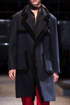 Prada at Milan Fashion Week Fall 2014 - StyleBistro