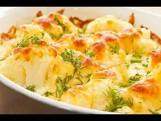 Tag: clean eating on Nutrition Twins… Healthy Side Dishes, Vegetable Side Dishes, Side Dish Recipes, Vegetable Recipes, Vegetarian Recipes, Healthy Recipes, Cauliflower Gratin, Cauliflower Recipes, Cauliflower Casserole