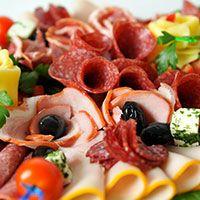 food Fruit Salad, Catering, Sushi, Ethnic Recipes, Food, Meal, Eten, Fruit Salads, Meals