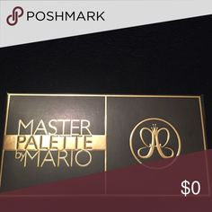 MASTER PALETTE BY MARIO, NFS So, I've noticed people are selling this palette on multiple sites for up to $200! That is absurd. I understand it is very hard to find and a limited edition, however, I just bought mine about two weeks ago, maybe less, for REGULAR PRICE online at Macys.com! Please do not buy these things overpriced because you are afraid it's out of stock everywhere else. Sephora is sold out as far as I can tell but check Macy's website guys! I did and I was in luck. Best wishes…