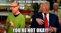 Trump said he didn't know man was disabled. How can that be true?