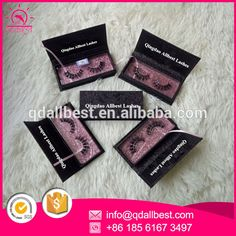 Hot sale Private Label 3D Mink Eyelashes with Glitter Eyelash Packaging Box