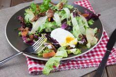 Breakfast Salad via Whit's Amuse Bouche