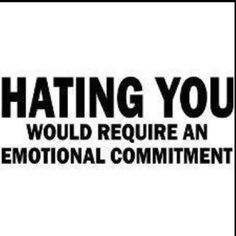 So true. Lol...Yet another reason not to hate. (source: Laugh it Out)