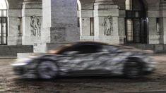Maserati Mc20 Supercar Appears In Teaser Campaign In 2020 Car Inspiration Super Cars Maserati