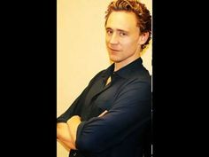 Tom Hiddleston audioboks, poetry, and theatrical readings (playlist)