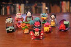 Disney Tsum Tsum Mystery Packs by Jakks Pacific (Review)