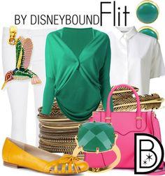 Flit by DisneyBound