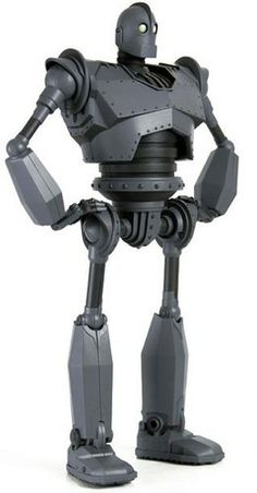 IRON GIANT Deluxe Figure figure, produced by Mondo.