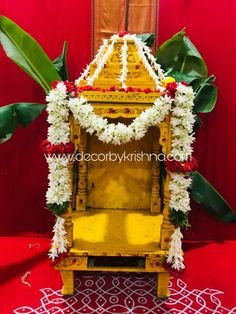 Housewarming Decorations, Diwali Decorations, Festival Decorations, Wedding Decorations, Flowers Decoration, Diy Flowers, Tulasi Plant, Diwali Diy, Flower Rangoli