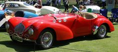 1951 Allard K2 Roadster