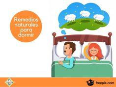 ¿Qué remedios naturales tomar para ayudarte a dormir?