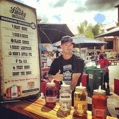 Who is ready for an Ole Smoky Moonshine Cocktail? #DestinationDaytona #biketoberfest2013 #HappyFriday