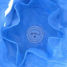 """""""Tollpihe"""" kézimunka táska - fehér- II-es típus Paper Shopping Bag, Bags, Handbags, Bag, Totes, Hand Bags"""