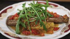 Eén - Dagelijkse kost - chipolata's met polenta