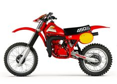 For this week's GP's Classic Steel we are going to take a look back at Honda's first Open class motocross machine, the 1981 Elsinore. For this week's GP's Classic Steel we are going to ta Honda Dirt Bike, Honda Bikes, Honda S, Mx Bikes, Motocross Bikes, Vintage Motocross, Vintage Honda Motorcycles, Cars Motorcycles, Dirtbikes