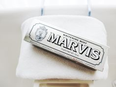 Marvis ホワイトミント #Marvis #MarvisJapan #toothpaste #mint #whitening #madeinitaly #florence #firenze #minimalism #nicepackaging #Stylish #UpperHouse #KingOfToothpaste #premiumToothpaste #luxurygoods #luxurylife #upperclass  #trendy #instagood #マービス  #おしゃれ #イタリア製 #歯磨き粉 #ホワイトミント #ホワイト #アッパー向け  #世界で一番おしゃれな歯磨き粉 #梨花愛用