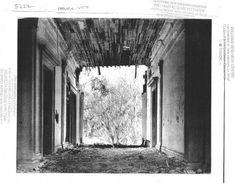 Belle Grove - Upstairs Hallway