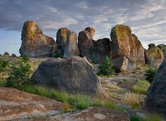 City of Rocks, Silver City, New Mexico