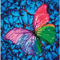 My favorite source for arts and crafts: Flutter By Pink Diamond Dotz