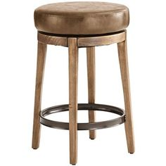 Stratmoor Swivel Counter Stool