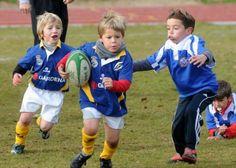 El rugby para educar con valores | DEPORTES | LANACION.com.py